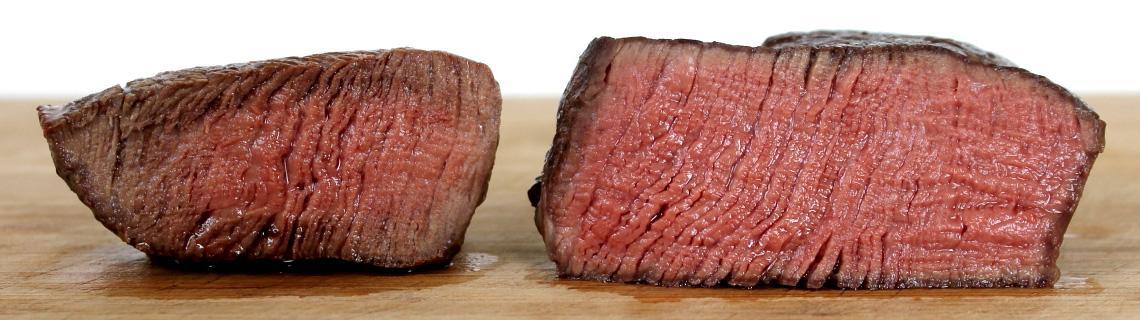 Biefstuk sous vide